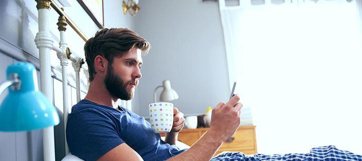 Για ποιους λόγους πρέπει να έχουμε τα κινητά μακριά από το κρεβάτι