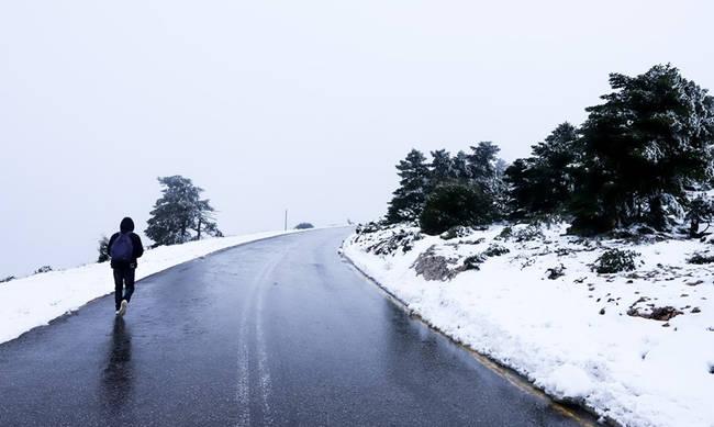 Χειμωνιάτικο σκηνικό  καιρού την εβδομάδα που έρχεται.