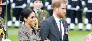 Read more about the article Ο πρίγκιπας Harry έκοψε την καφεΐνη και το ποτό για χάρη της Meghan!