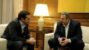 Αποχωρούν από την κυβέρνηση οι Ανεξάρτητοι Έλληνες