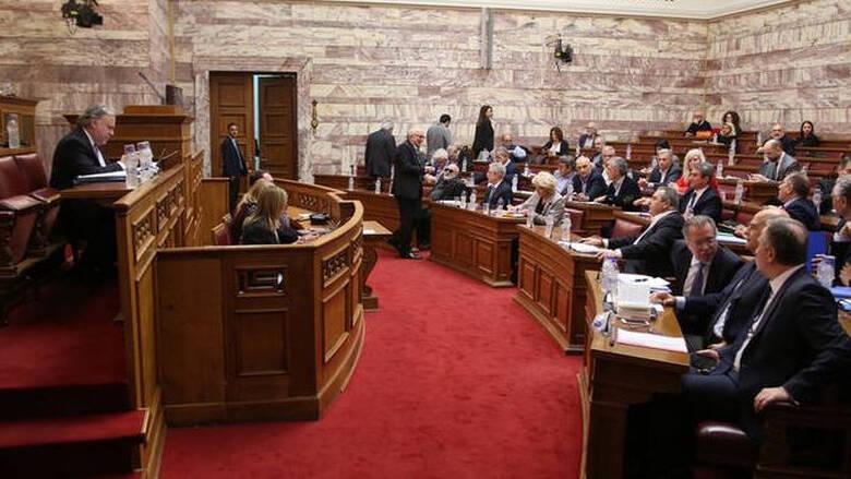 Κακός χαμός στην Επιτροπή της Βουλής για τη Συμφωνία των Πρεσπών