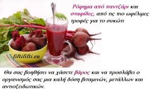 Ρόφημα από παντζάρι και σταφίδες, από τις πιο ωφέλιμες τροφές για το συκώτι