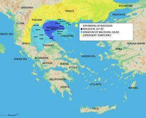 Τα Σκόπια είναι η αρχαία Παιονία – Η αρχαία Μακεδονία είναι σχεδόν όλη στην Ελλάδα