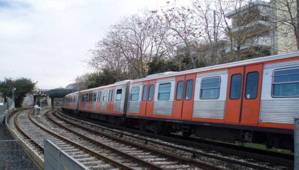Χωρίς τρένα σήμερα η Αθήνα για τρεις ώρες
