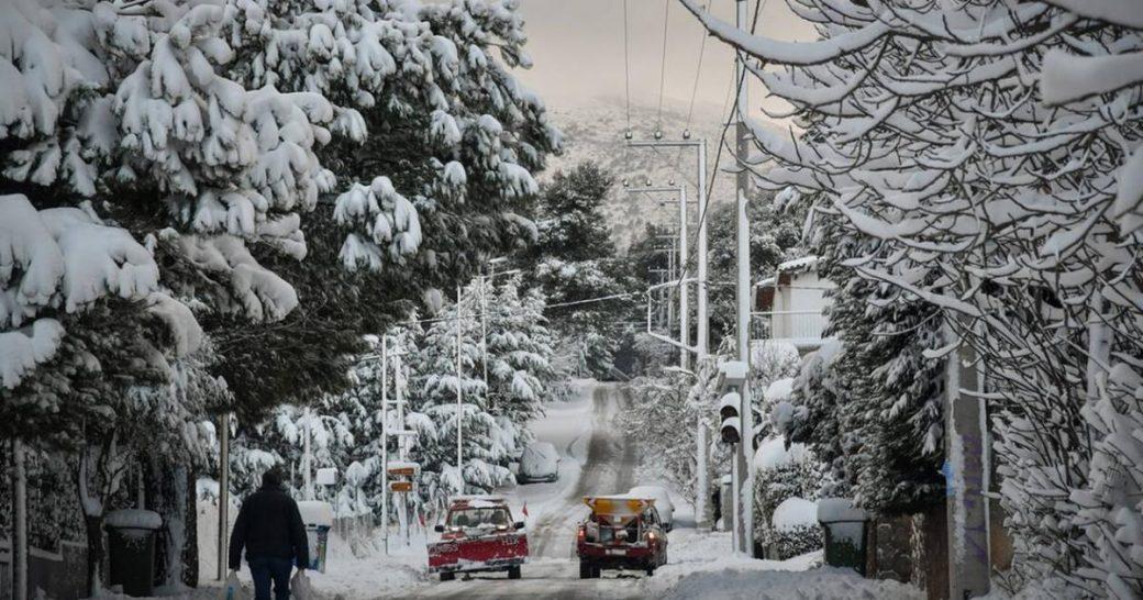 'Ερχεται η «Ωκεανίς»: Χιόνια στη Θεσσαλονίκη, όχι στην Αθήνα