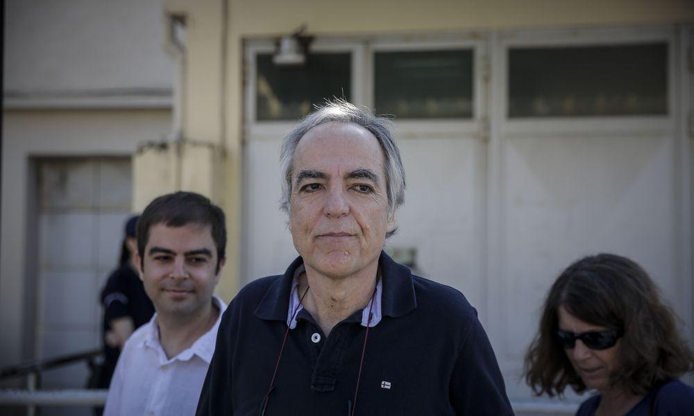Επιστολή Κουφοντίνα με αιχμές μέσα από τη φυλακή: «Όσο υπάρχει κρατική τρομοκρατία…»