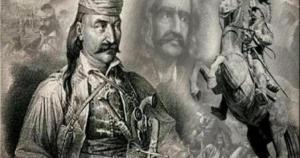 Θεόδωρος Κολοκοτρώνης: Σαν σήμερα φυλακίζεται ο «Γέρος του Μοριά» με εντολή Κουντουριώτη