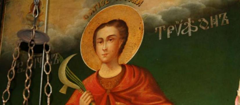 Γιατί ο Άγιος Τρύφων θεωρείται προστάτης των αμπελουργών