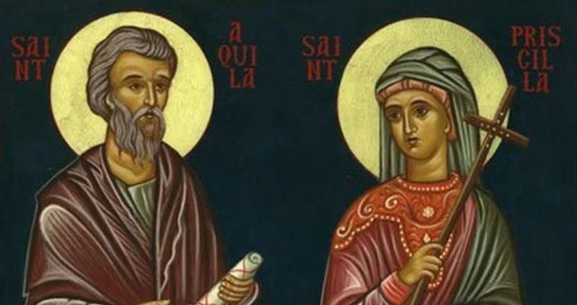 Read more about the article Τι έλεγε ο Μακαριστός Χριστόδουλος για τους ερωτευμένους και τους Αγίους Ακύλα & Πρίσκιλλα