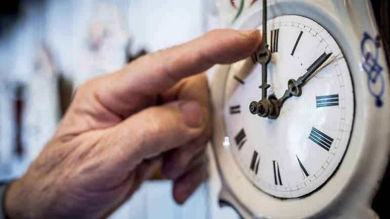 Κυριακή 31 Μαρτίου θα γυρίσουμε τα ρολόγια μας 60 λεπτά μπροστά