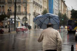Read more about the article Καιρός: «Ανοίγουν» οι ουρανοί το Σάββατο – Καταιγίδες παντού και πτώση της θερμοκρασίας