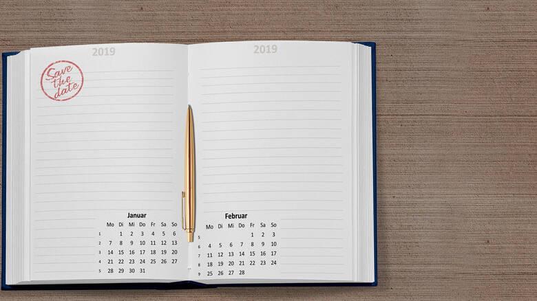 Read more about the article Πάσχα 2019: Πότε είναι φέτος – Όλα τα τριήμερα της χρονιάς