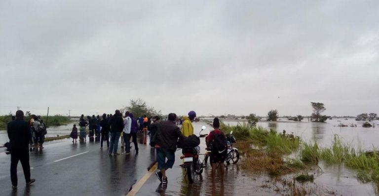 Κυκλώνας Ιντάι: Σε 600.000 υπολογίζονται οι πληγέντες στη Μοζαμβίκη