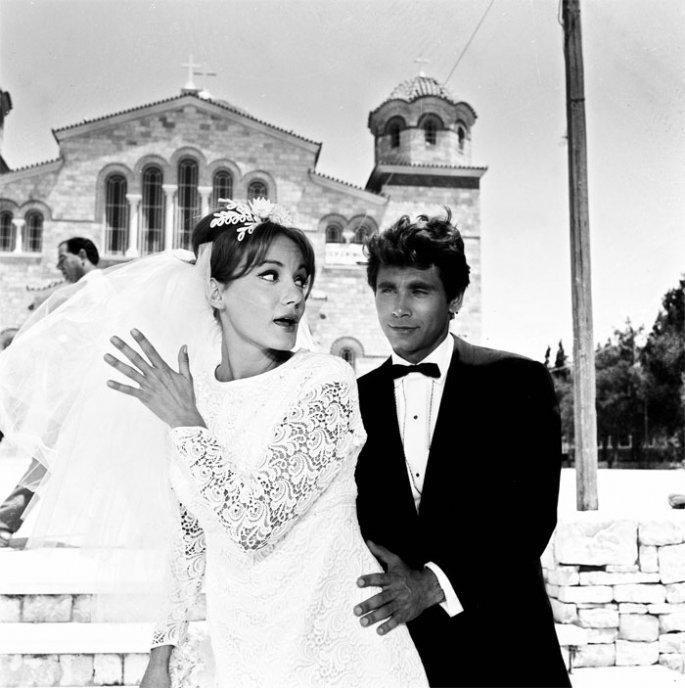 Read more about the article Φαίδων Γεωργίτσης – Μπέτυ Αρβανίτη: Η νύχτα γάμου και η Αλίκη Βουγιουκλάκη