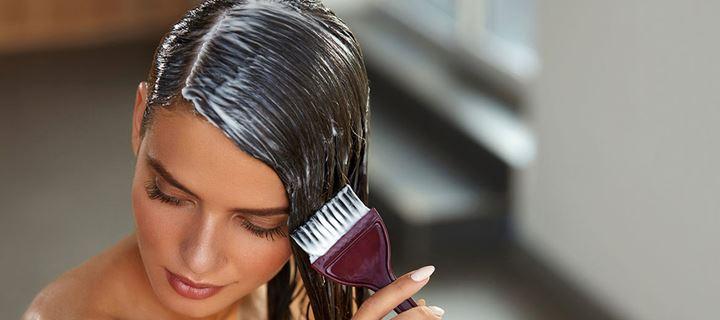 Σπιτική μάσκα για θαμπά και άτονα μαλλιά