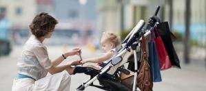 Το πιο συχνό λάθος που κάνουν οι γονείς με το καρότσι