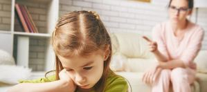 Όταν οι γονείς είναι αυστηροί με το παιδί