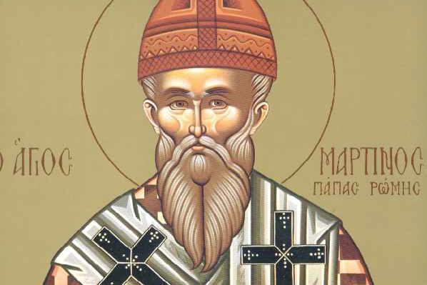 Read more about the article Ποιος ήταν ο Άγιος Μαρτίνος που τιμάται σήμερα