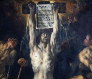 Νέα επιστημονική έρευνα υποστηρίζει: Ο Χριστός σταυρώθηκε με τα χέρια υψωμένα και όχι οριζόντια