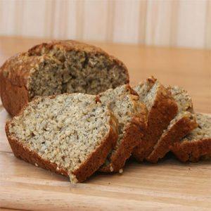 Υγιεινό Κέικ Πρωτεΐνης με Λιναρόσπορο