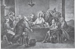 Read more about the article Τι έγινε στον Μυστικό Δείπνο; – Εξηγεί ο Μητροπολίτης Μεσογαίας