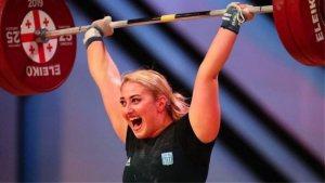 Πρωταθλήτρια Ευρώπης στην άρση βαρών η Κωνσταντινίδη – Πρώτο χρυσό μετά από 16 χρόνια για Έλληνα αθλητή