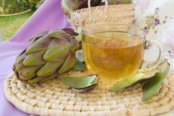 Τσάι αγκινάρας με κοντυλόχορτο για απώλεια βάρους, από τις καλύτερες συνταγές αγκινάρας