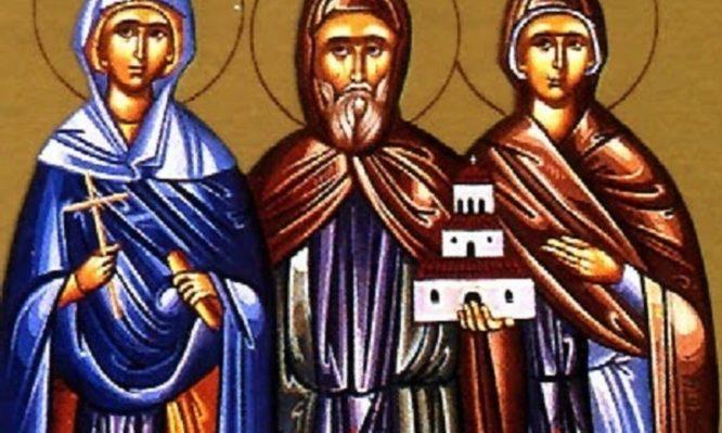 Read more about the article Όσιος Διονύσιος: Ο κτήτορας της Μονής Τιμίου Προδρόμου Αγίου Όρους
