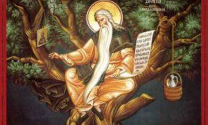 Σήμερα εορτάζει ο Όσιος Δαβίδ από τη Θεσσαλονίκη