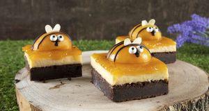 Γλυκό ψυγείου μελισσούλες