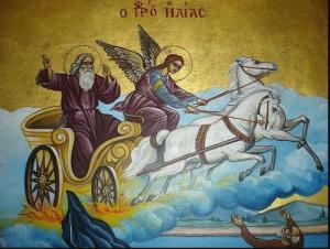 Γιατί ο Προφήτης Ηλίας αναλήφθηκε στον ουρανό