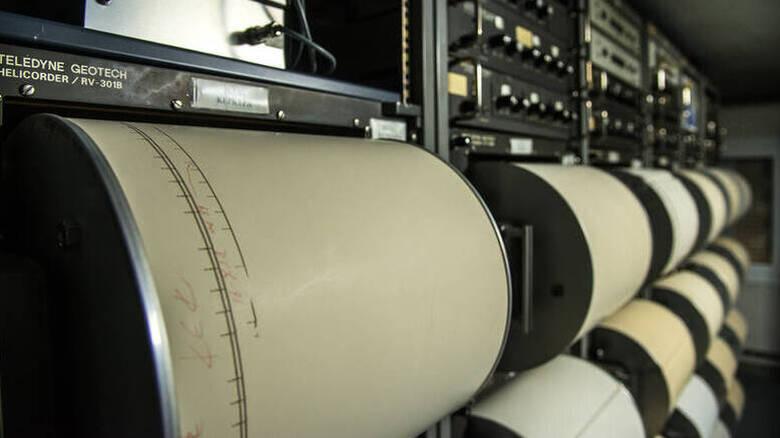Σεισμός 4,5 Ρίχτερ ανοιχτά της Κρήτης
