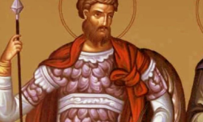 Άγιος Ανδρέας ο Στρατηλάτης και οι δύο χιλιάδες πεντακόσιοι ενενήντα τρεις Μάρτυρες