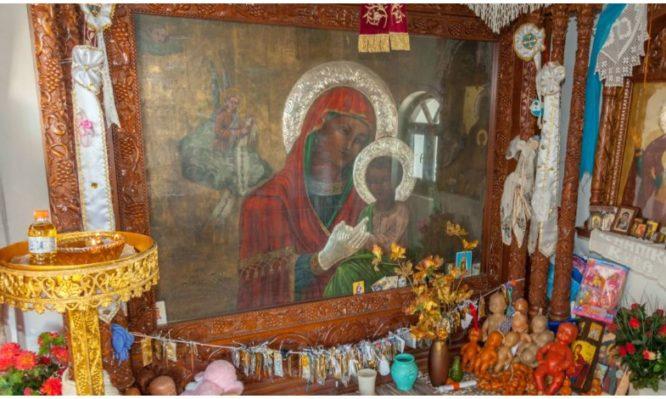 Γιατί η Παναγία ονομάστηκε Τσαμπίκα