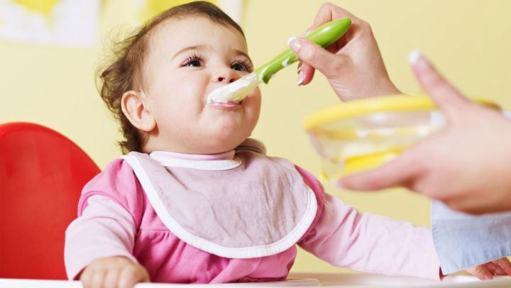 Εξωτική φρουτόκρεμα για μωρά άνω των 6 μηνών!