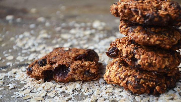 Mπισκότα σοκολάτας χωρίς ζάχαρη για απόλαυση χωρίς ενοχές