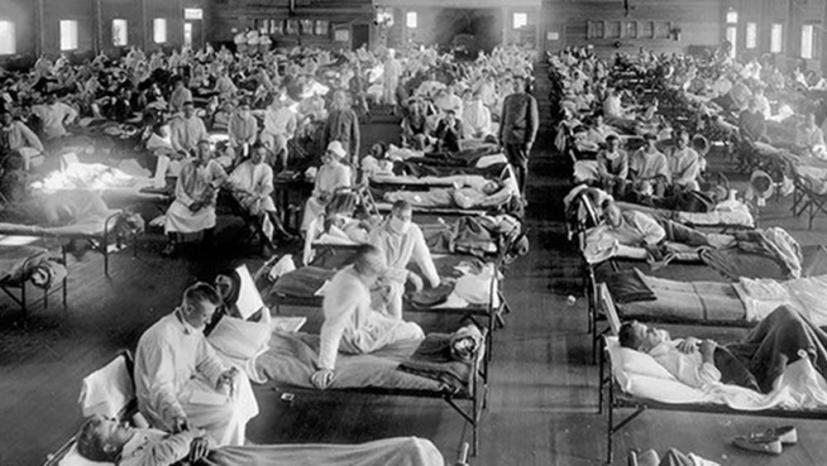Read more about the article Οι φονικοί ιοί που ξεκίνησαν από την Κίνα και σκότωσαν εκατομμύρια ανθρώπους