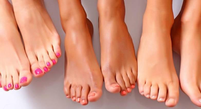 Τα τρία βήματα περιποίησης για υγιή πόδια