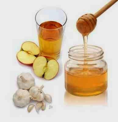 Σκόρδο, μηλόξυδο και μέλι - fiftififti.eu