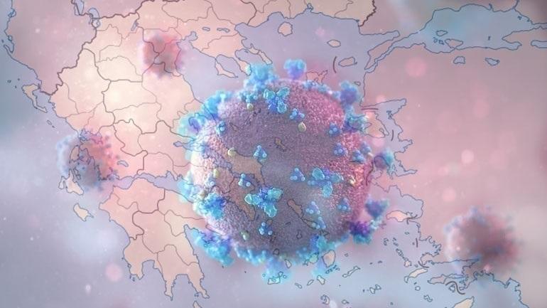 Στην Αττική τα περισσότερα από τα 841 νέα κρούσματα – Πού εντοπίστηκαν τα υπόλοιπα
