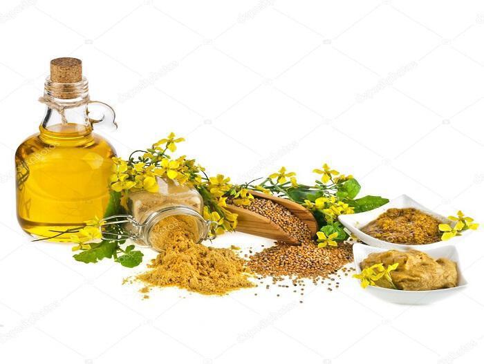 Λάδι μουστάρδας ή Σιναπέλαιο και Πολύτιμες χρήσεις
