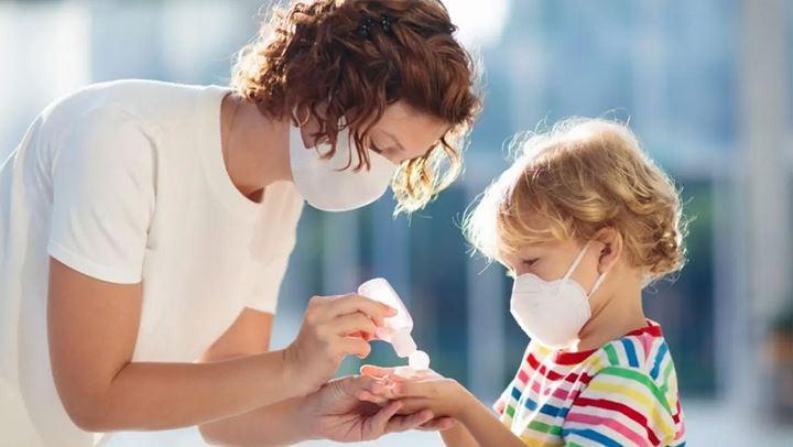 Πώς πλένουμε σωστά τις μάσκες του παιδιού