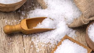 Μπορεί το αλάτι να επηρεάσει το σωματικό μας βάρος;