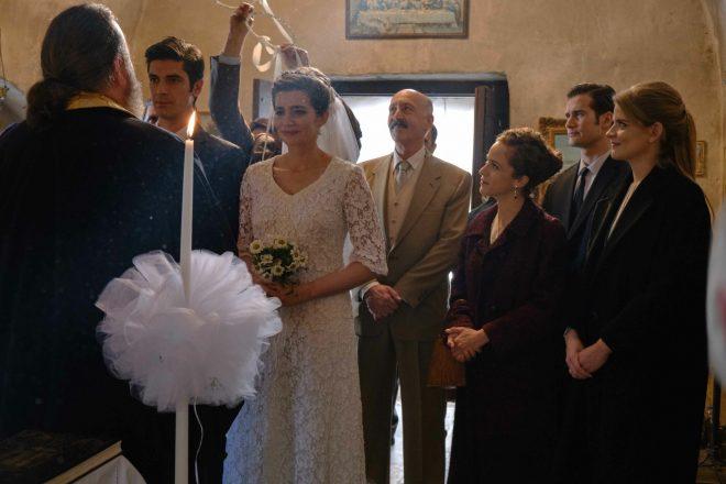 ΑΓΡΙΕΣ ΜΕΛΙΣΣΕΣ: Λάμπρος και Ελένη – Φωτογραφίες από τον γάμο