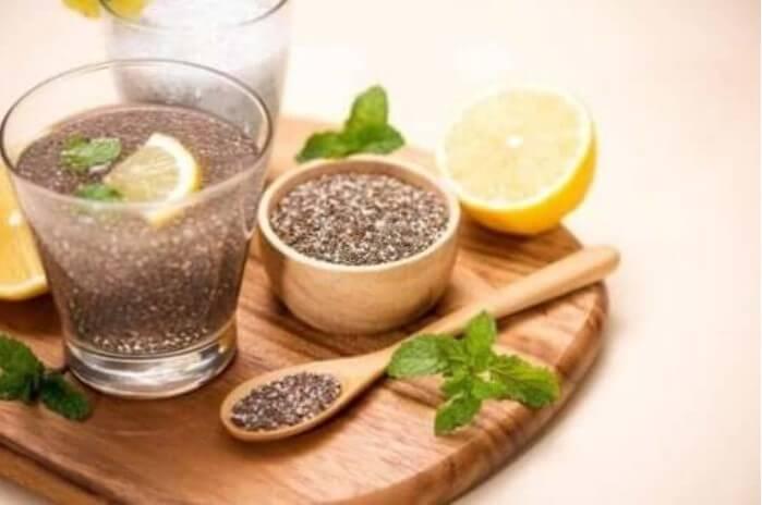 Οι σπόροι Chia είναι μια από τις φυτικές πηγές λιπαρών οξέων ωμέγα-3