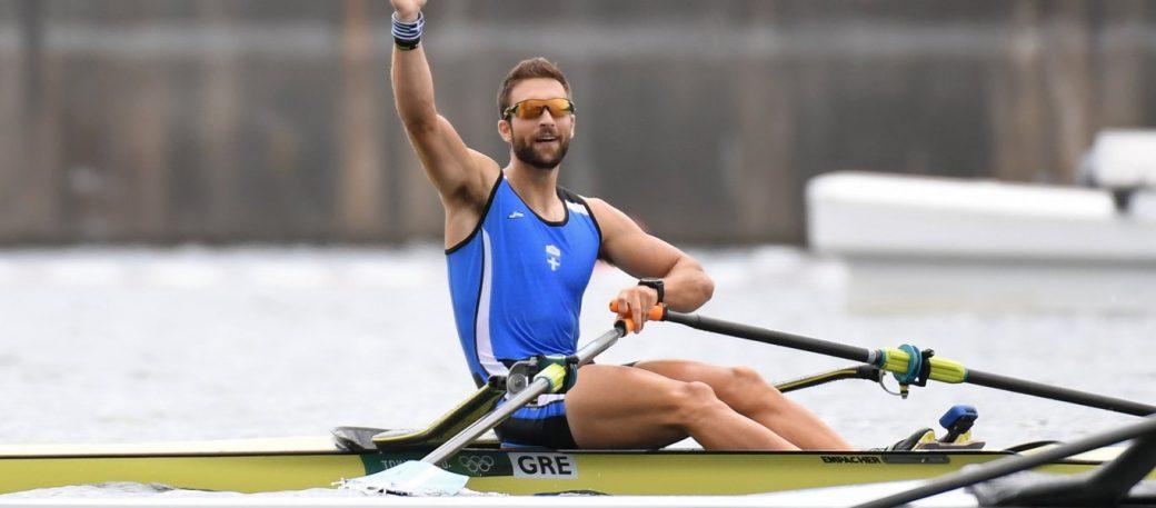 Read more about the article Χρυσός Ολυμπιονίκης ο Στέφανος Ντούσκος με Ολυμπιακό ρεκόρ!