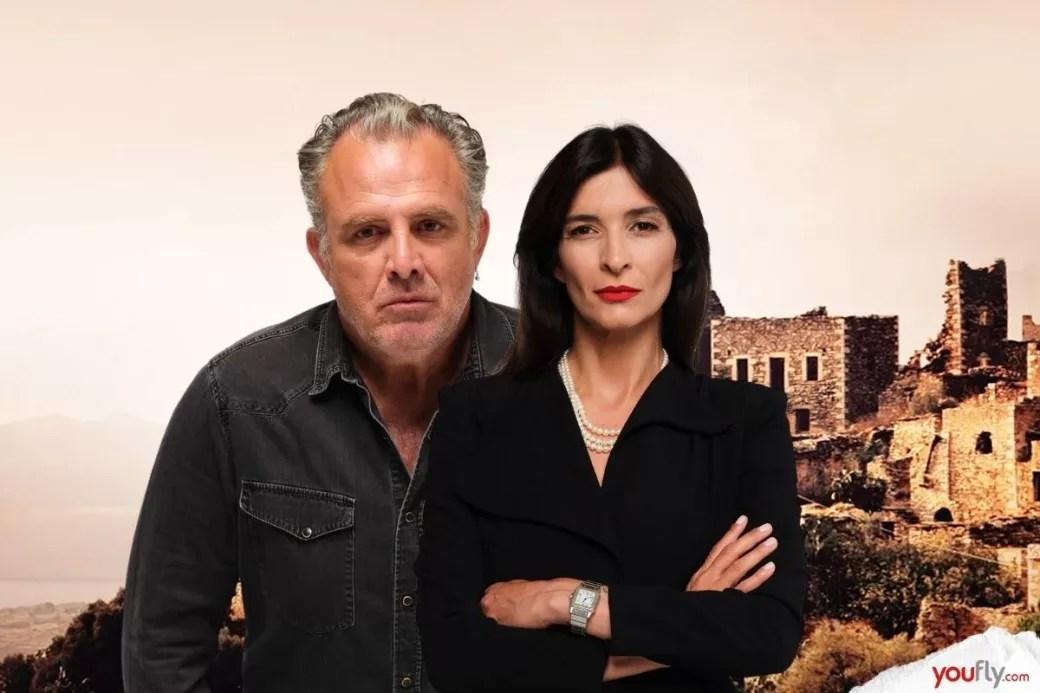 Η Γη της Ελιάς: Ο Στάθης και η Ιουλία έχουν παράνομη σχέση