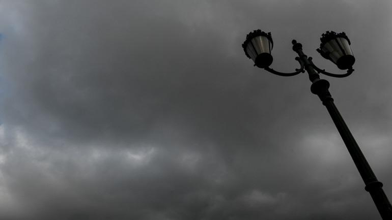 Ισχυρές βροχοπτώσεις τη Δευτέρα στις περισσότερες περιοχές της χώρας