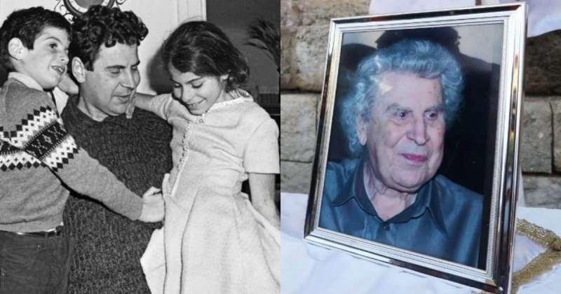 Read more about the article Μίκης Θεοδωράκης: Η αγωνία των παιδιών του για το άνοιγμα της διαθήκης και η γυναίκα που κρατά τα μυστικά του
