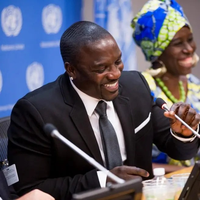 I Want To Help African Entrepreneurs Shine - Akon